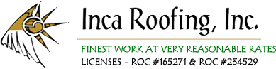 Inca Roofing, Inc